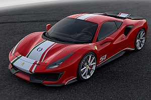 Automotive Breaking news 488 Pista Piloti Ferrari is only for Ferrari's client racing drivers