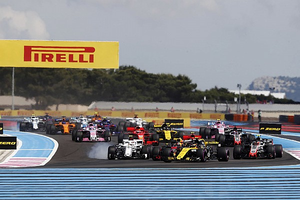 Formula 1 French Grand Prix driver ratings