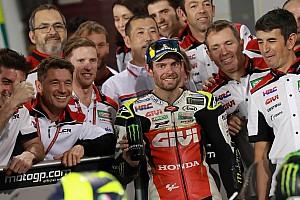 MotoGP Réactions Pas de podium, mais des points pour Crutchlow au Qatar