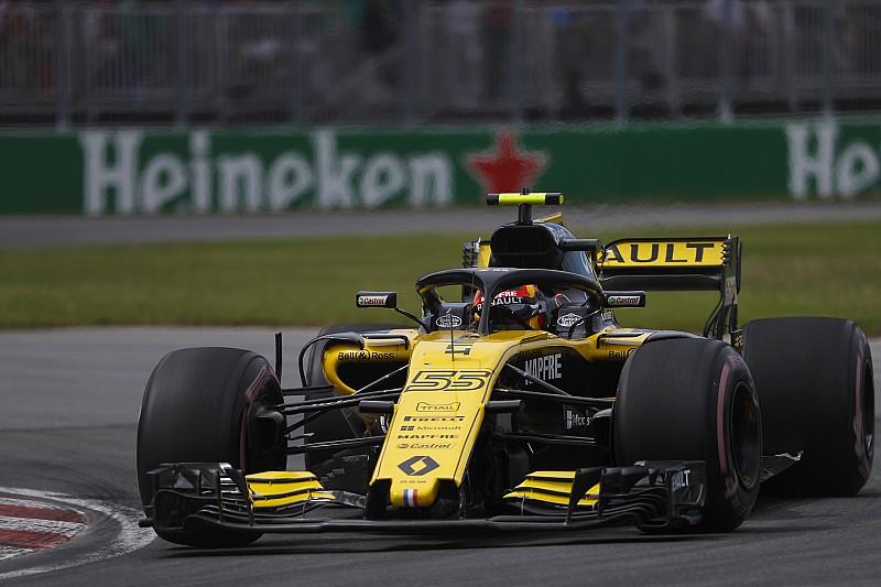 Sainz, beş yarışlık puan serisini Fransa'da devam ettirme peşinde