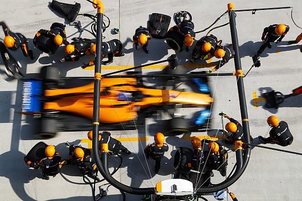 Fórmula 1 McLaren debutará su verdadero coche en España