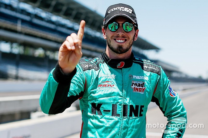 Kellett confirmed in Juncos Indy Lights team