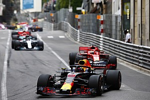 Ricciardo won Monaco GP with six gears
