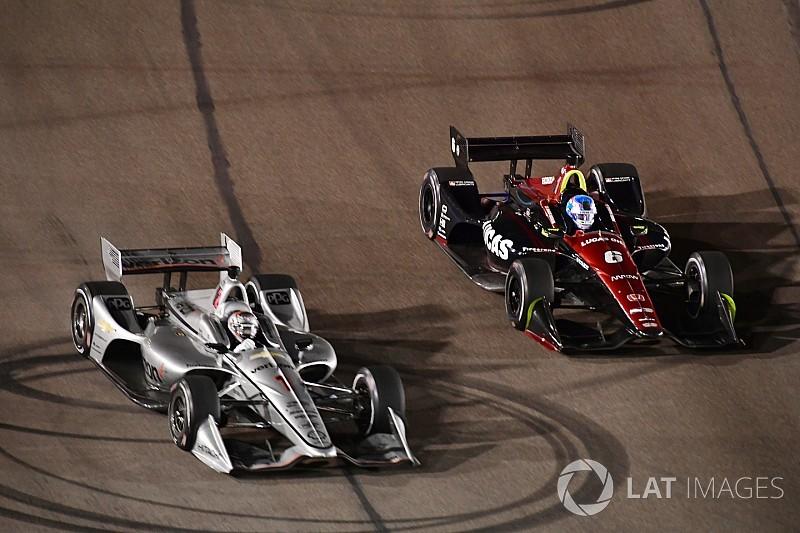 IndyCar in Phoenix: Newgarden entreißt Wickens den Sieg