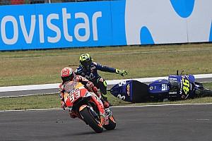 MotoGP Новость Лоренсо назвал действия судей причиной агрессивности гонщиков MotoGP
