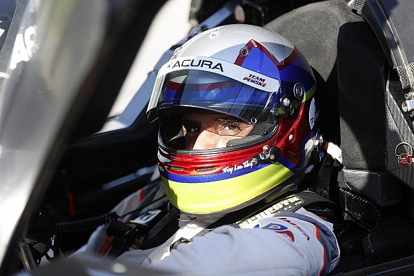 Equipo United Autosports le da la bienvenida a Montoya
