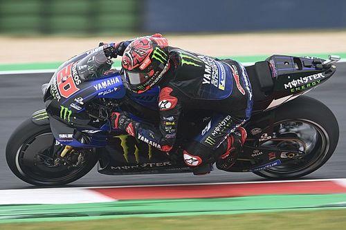 Emilia Romagna MotoGP: Quartararo claims title as Marquez seals victory