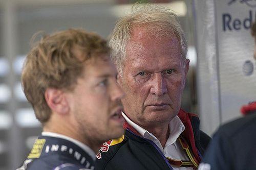 """Marko avait assuré à Vergne : """"Vettel ne va pas partir"""""""
