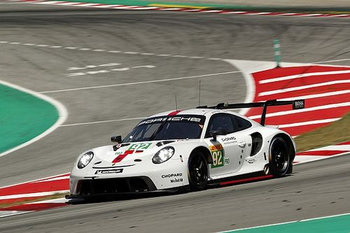 Porsche dismisses 'new car' BoP fears with RSR-19