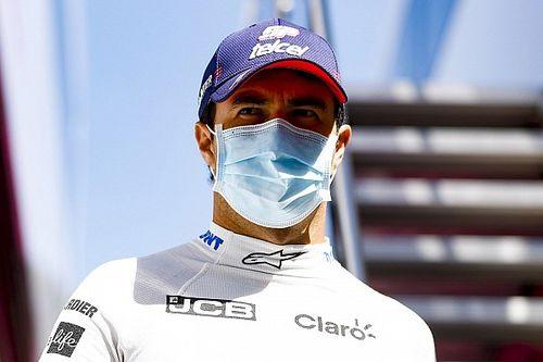 """Pérez confirma que tiene contrato aunque """"en F1 nunca se sabe"""""""