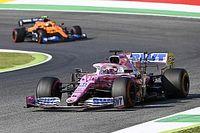 """Sainz """"en colère"""" que Racing Point se sépare de Pérez"""