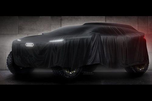 Audi correrá el Dakar 2022 y analiza un LMDh para Daytona y Le Mans