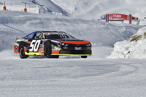 NASCAR just tried dirt racing, so what about ice?