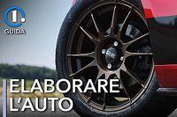 Tuning auto, cosa si può fare e cosa no in Italia