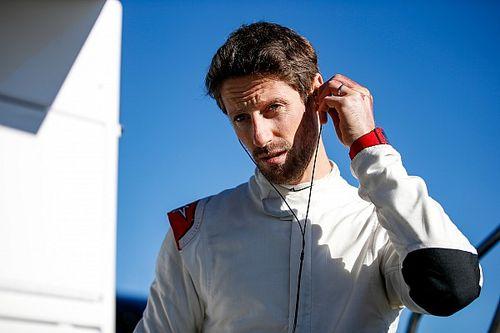 "Grosjean: ""Como compañero de equipo era un idiota"""