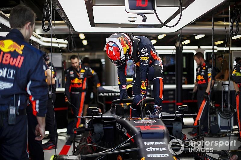 """Gasly menacé chez Red Bull ? """"C'est encore tôt"""", répond Horner"""