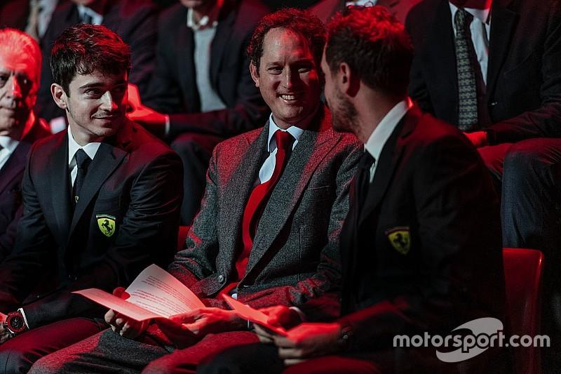 Vettel már bepattanna az SF90-be, Leclerc érzelmes napot él meg