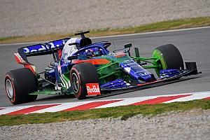 Как проходит второй день тестов Формулы 1: фото из Барселоны
