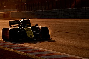 Hulkenberg: Renault, Red Bull'un önünde değil