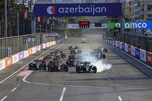"""Mercedes makes """"short-term fix"""" to 'magic button' after Baku"""