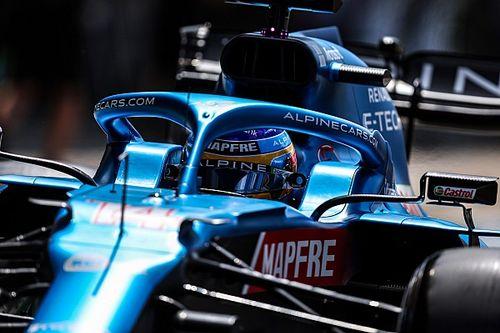 Алонсо: Первые 7 лет в Ф1 был в шоке
