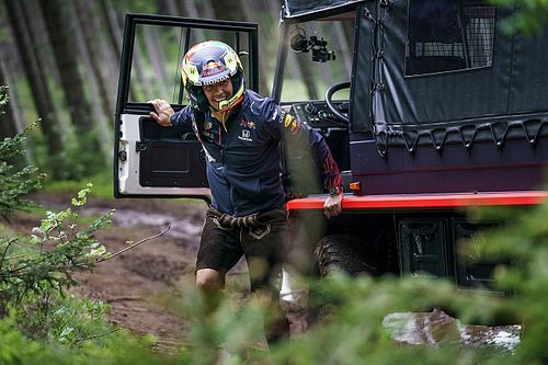 VIDEO: Red Bull pone a prueba a Sergio Pérez antes del GP de Estiria