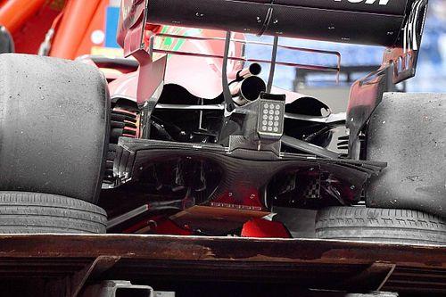Ferrari uncovers cause of Leclerc's Monaco driveshaft hub failure