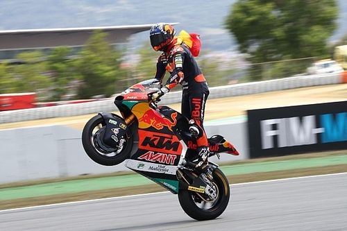 """Beirer: """"Raul Fernandez vuole restare in Moto2 con KTM"""""""
