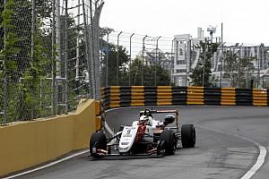Mick Schumacher lidera la primera practica en Macau