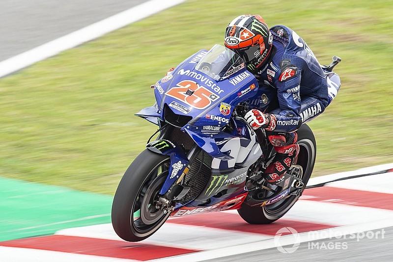 Sepang MotoGP: Vinales beats Marquez in third practice