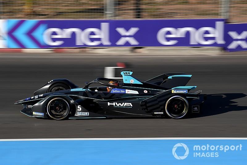 La multa que colmó el vaso del pésimo ePrix de Marrakech para HWA