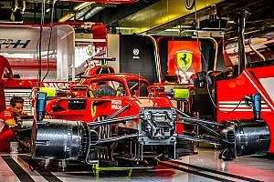 Ferrari e McLaren homologam chassi para temporada 2019