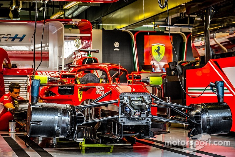 F1 tech review: How Ferrari fell short after getting on top