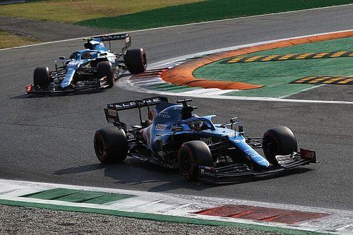 Alpine: We gaan terugslaan in Rusland na moeizaam weekend Monza