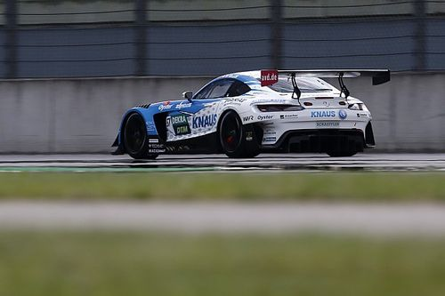 Ellis pakt na zege op zaterdag ook pole voor DTM-race op zondag