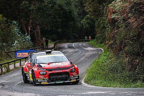 Solans domina el inicio del Rally de Llanes por delante de Ares