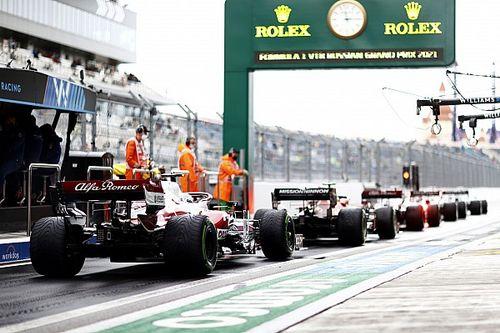 A qué hora es hoy y cómo ver la carrera de la F1 en el GP de Rusia
