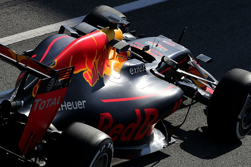 Red Bull to test alternative 'Batmobile' Halo