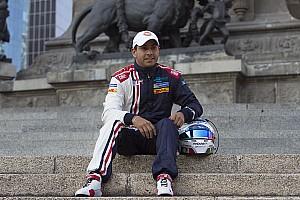 Fórmula E Entrevista La carrera de Fórmula E en México será un 'gran reto', dijo Durán