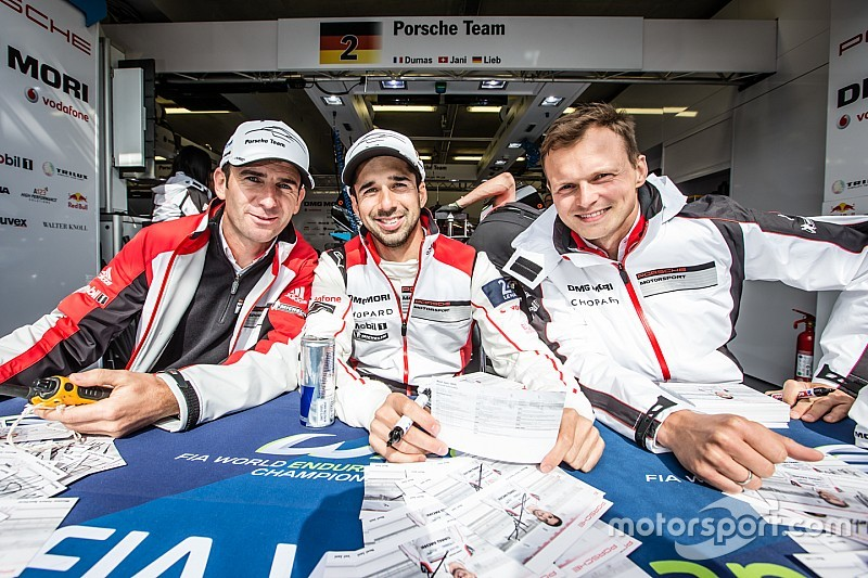 What Porsche needs to do to seal the WEC title