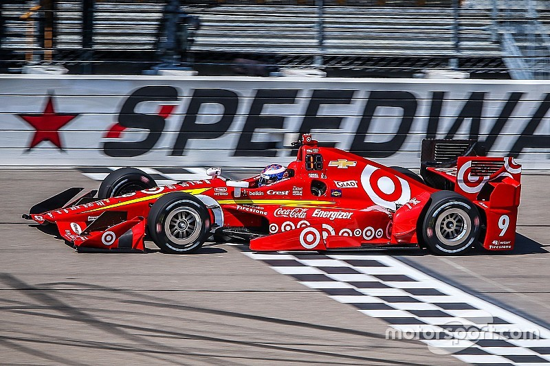 to end its Ganassi IndyCar sponsorship
