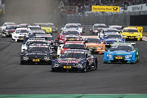 DTM Breaking news DTM confirms full 2017 schedule