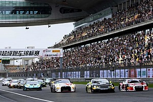 中国GT 新闻稿 China GT年度收官战:宾利赛车展现实力,狂揽两回合冠军