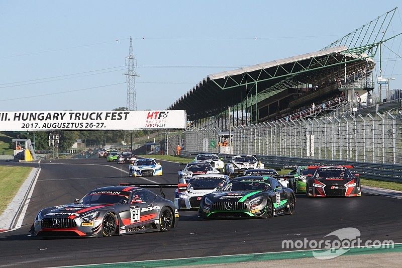 Blancpain BSS: Buhk and Baumann score first win of the season