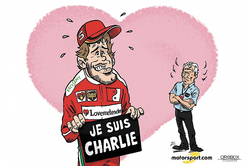 Cirebox: Die Sache mit der Entschuldigung von Sebastian Vettel