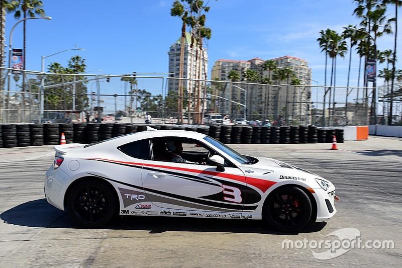 Stars pumped for final Long Beach Toyota Pro-Am