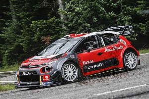 WRC Ultime notizie Citroen: Loeb potrebbe essere al via del Rally Monte-Carlo 2018