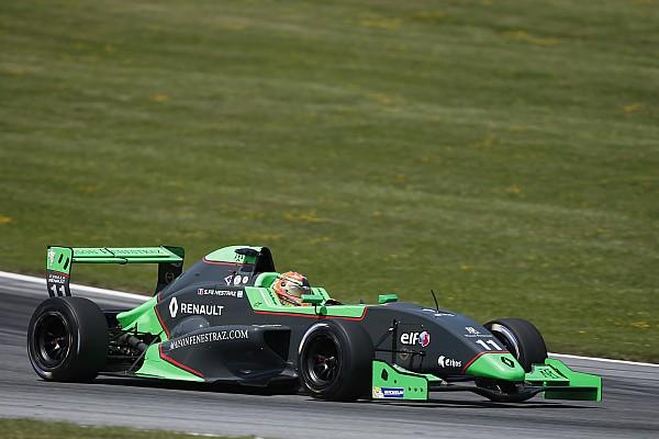 Formula Renault Victoria de Fenestraz en Spa-Francorchamps