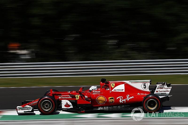 Vettel considera que la pole en Hungría fue fruto del trabajo en equipo