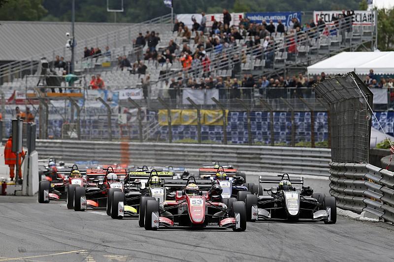 La Fórmula 3 podría adoptar chasis y motor único a partir de 2020